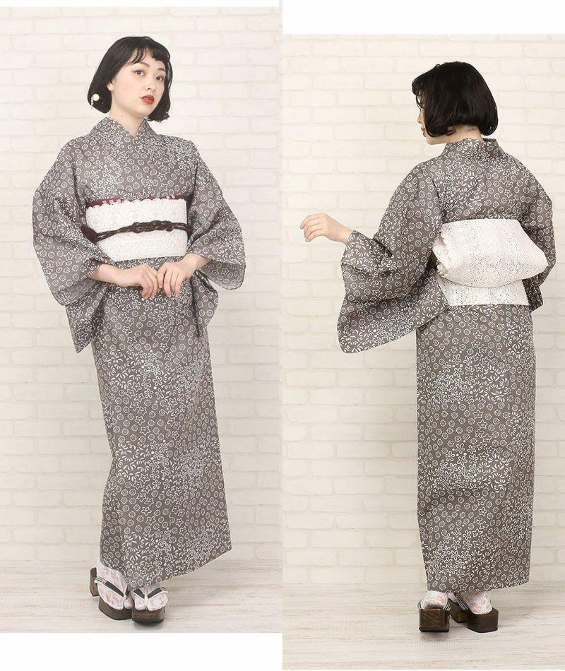 つやび×雅姫ブランドのお仕立て上がり浴衣